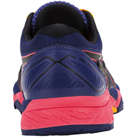 asics Gel-Fujitrabuco 6 G-TX Shoes Women Blue Print/Black